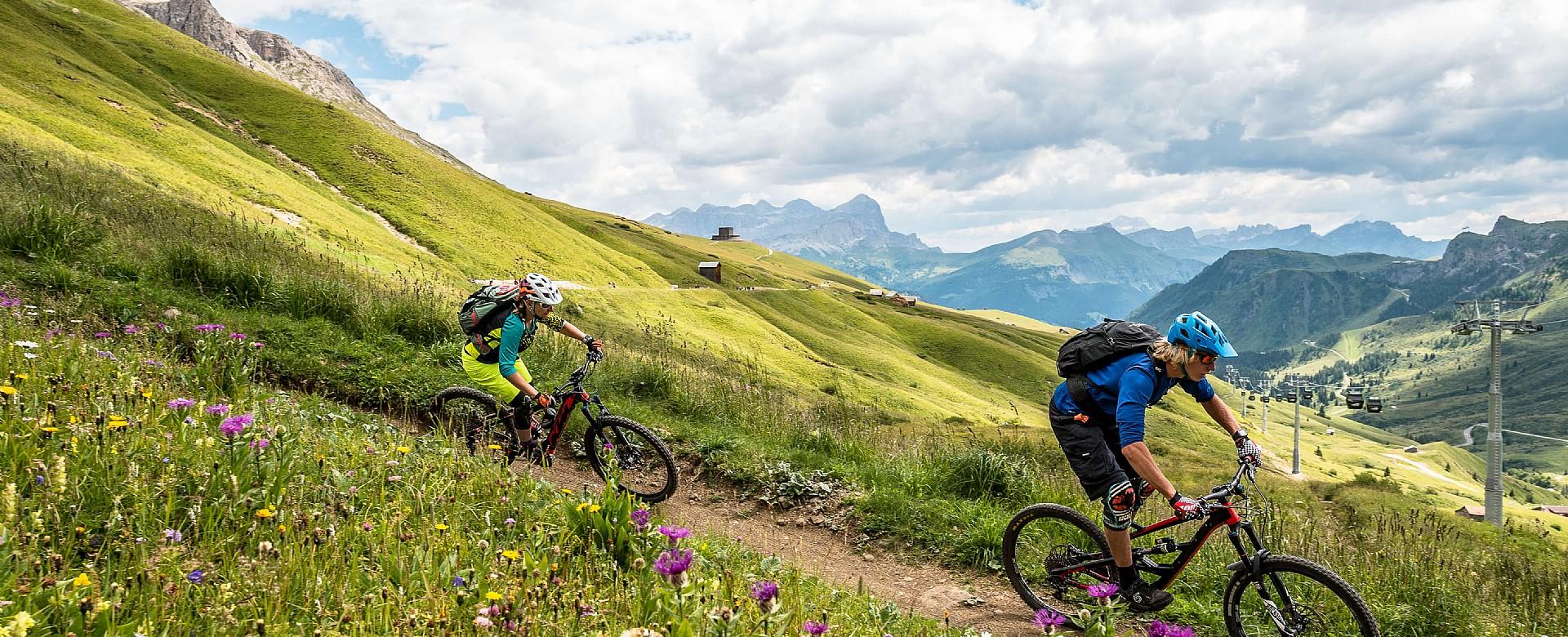 Aktivitäten in der Höhe | Val di Fassa Lift